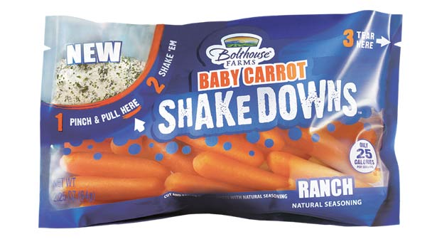 Bolthouse Farms Shakedowns