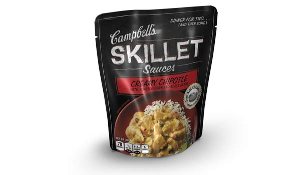 Campbell's Skillet Sauces- Ampac