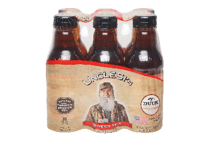 Uncle Si S Iced Tea Now In Shrink Wrapped 6 Packs 2014