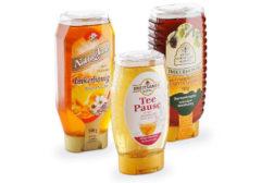 Honey no drip packaging