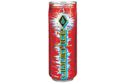 Energy drink package design