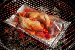 BBQ Ready Meal Packaging