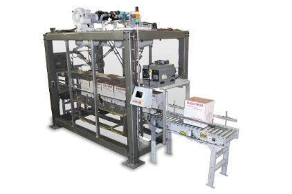 New top load case packer integrates wide range of equipment