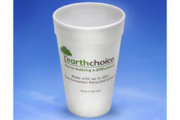 Pactiv Foam cup