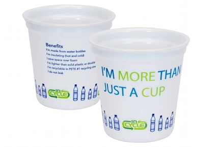 PET Foodservice cup