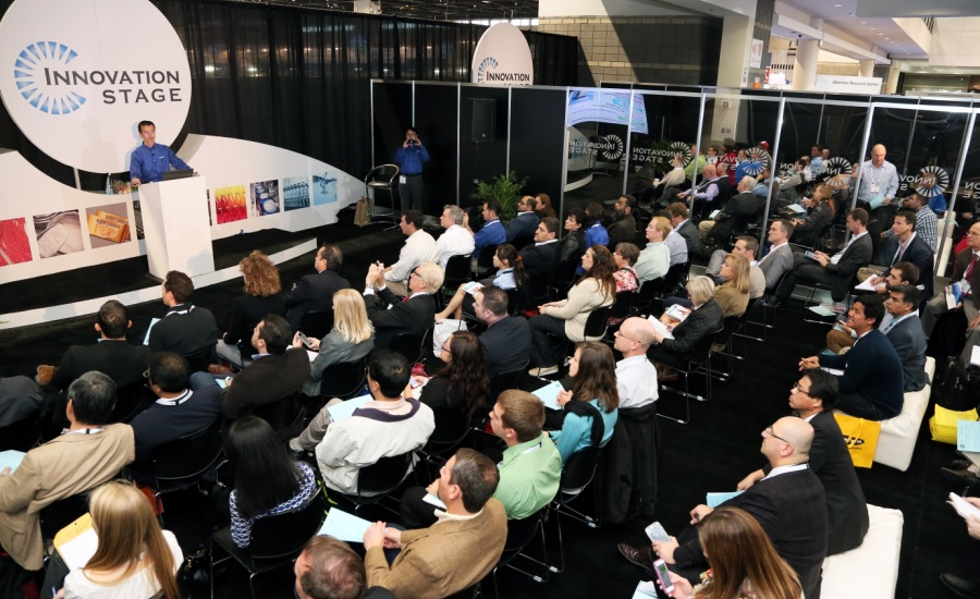 PMMI releases innovation stage schedules for PACK EXPO Las Vegas 2015 and Pharma EXPO