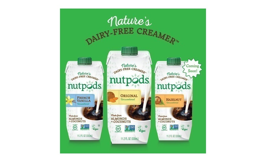 nutpods dairy-free creamer sells out in just three months