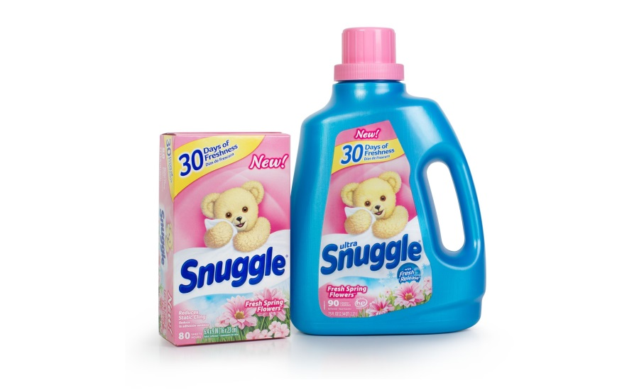 SMITH DESIGN CREATES PREMIUM PACKAGING FOR SNUGGLE FABRIC SOFTENER