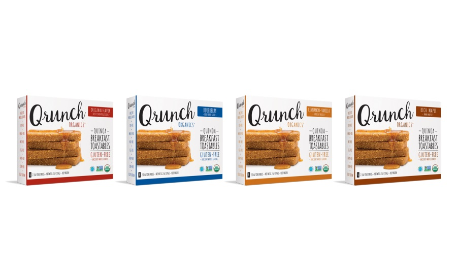 QRUNCH Foods launches breakfast line