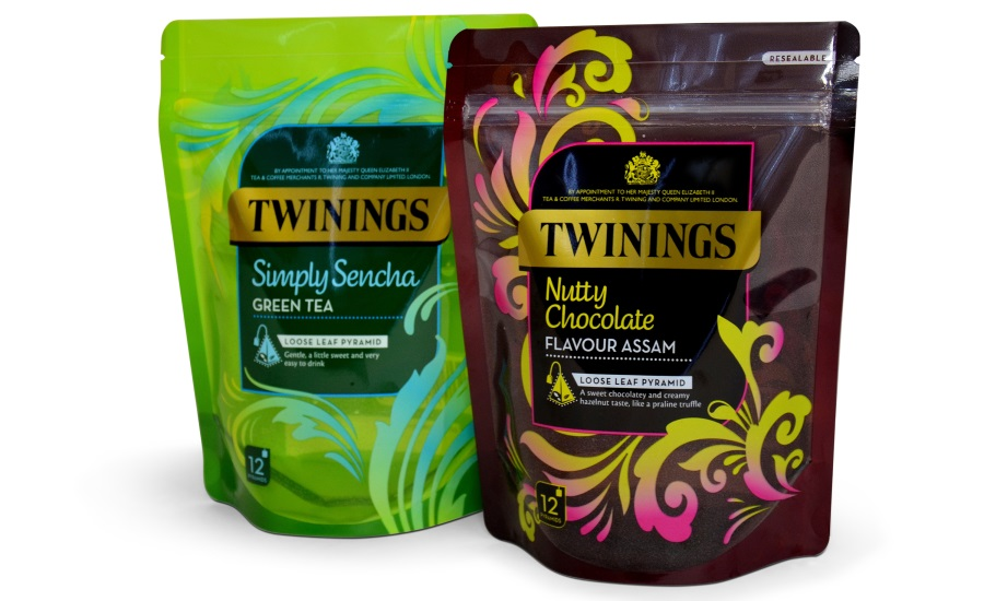 New look and feel for Twinnings Tea packaging