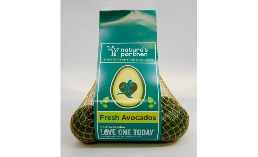 Giumarra launches avocado nutritional initiative with new bag design