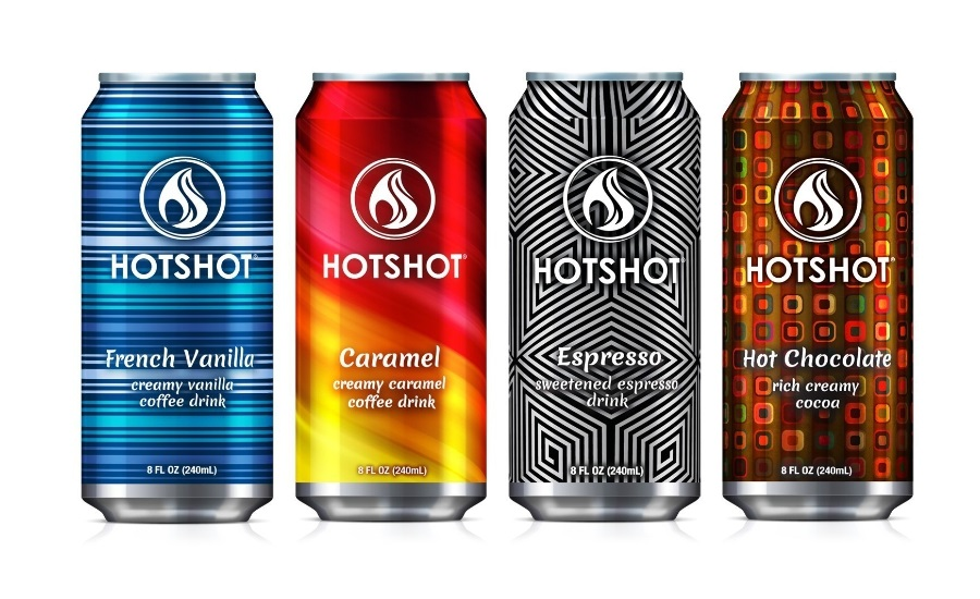 "HOTSHOT® Introduces ""Grab and Go"" Premium Hot Coffee in a CAN"