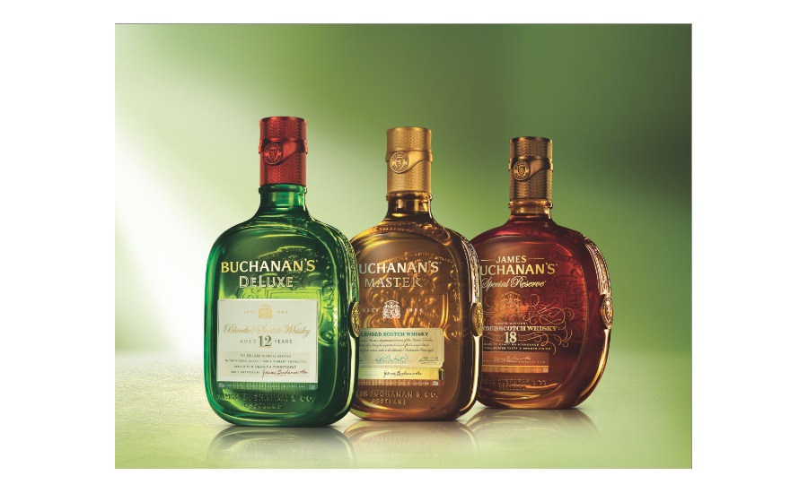 Buchanan's Scotch Whisky Unveils Contemporary New Packaging