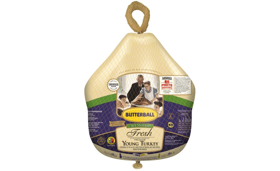 Thanksgiving rewind: Butterball puts their spin on #TBT