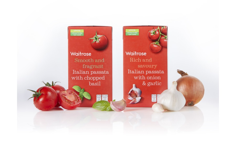 From glass jars to carton packs: Waitrose opts for retortable combisafe