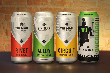 Tin Man Brewing Rexam
