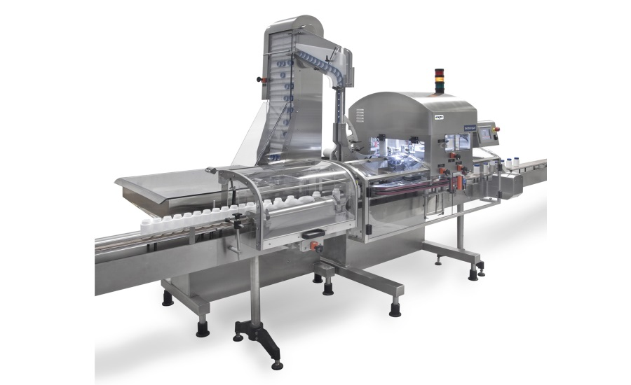 NJM Packaging introduces new beltorque high-speed in-line capper