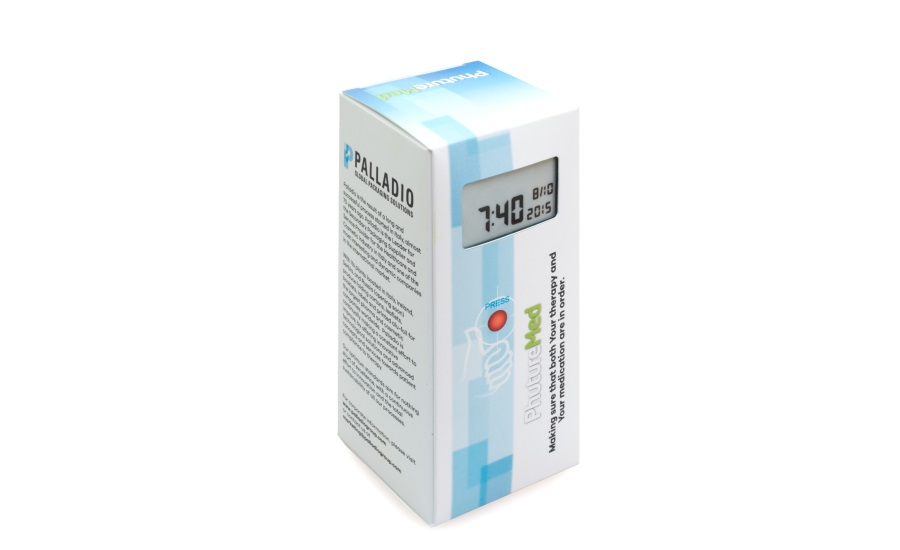 Palladio Group and E Ink introduce PhutureMed, advanced packaging solution for pharmaceutical products