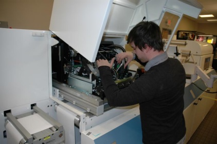 New Upgrades Increase Speed and Productivity of Digital Label Printing for Colordyne Customers