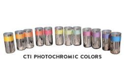 photochromatic inks