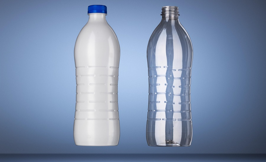 KHS wins World Beverage Innovation Award for lightweight 1-liter PET milk bottle