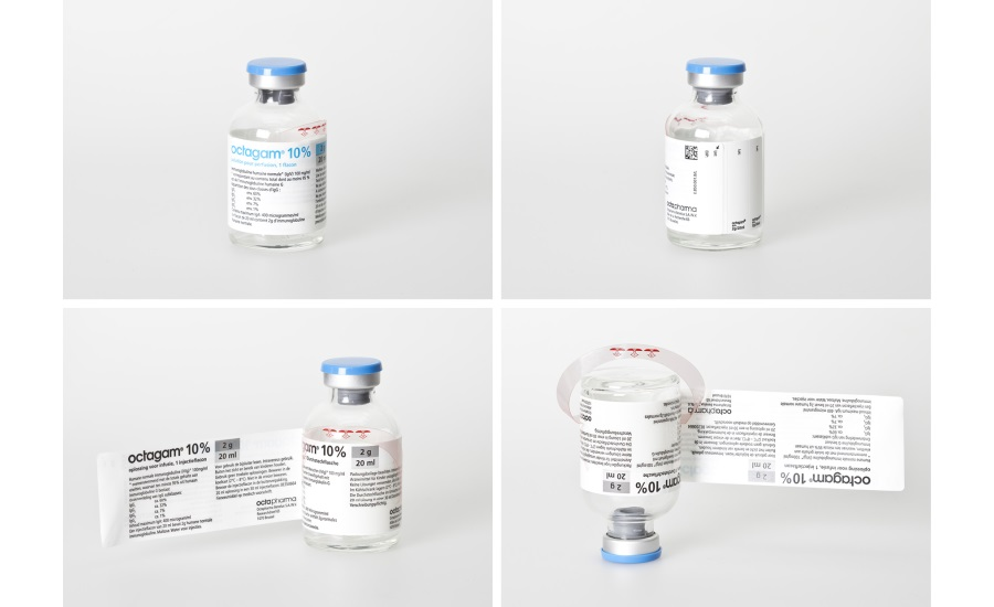 Pharma-Tac Plus label from Schreiner MediPharm wins international competition