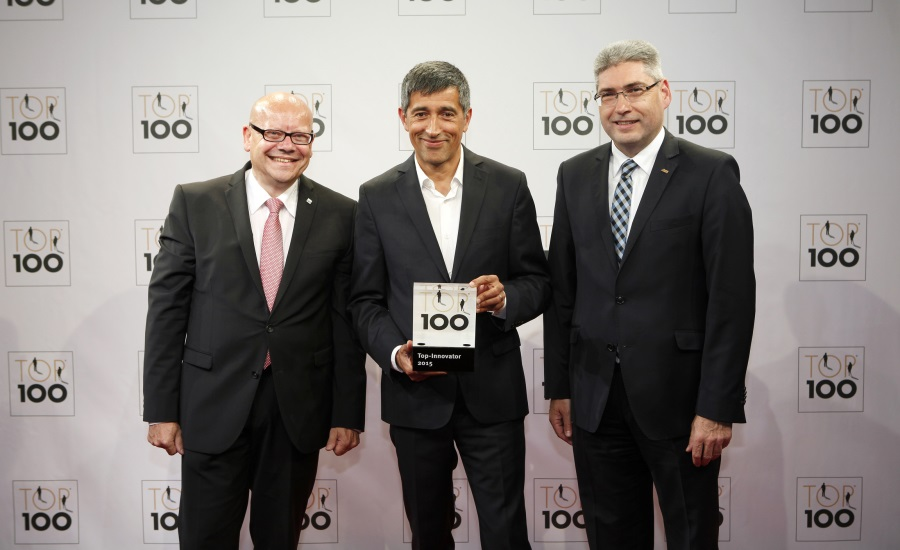 KHS Group wins Top 100 Award