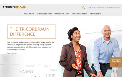 Tricorbraun website