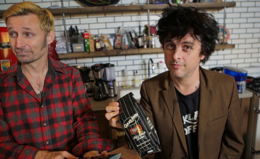 Green Day's Billie Joe and Mike Dirnst launch Oakland Coffee Works