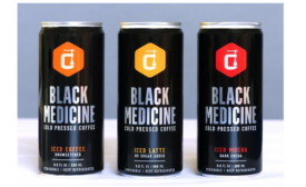 Black Medicine cold pressed coffee moves to cans