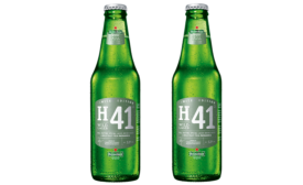 Heineken H41 Wild Lager released