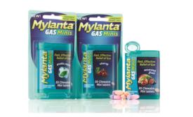 Mylanta rebrand and new line