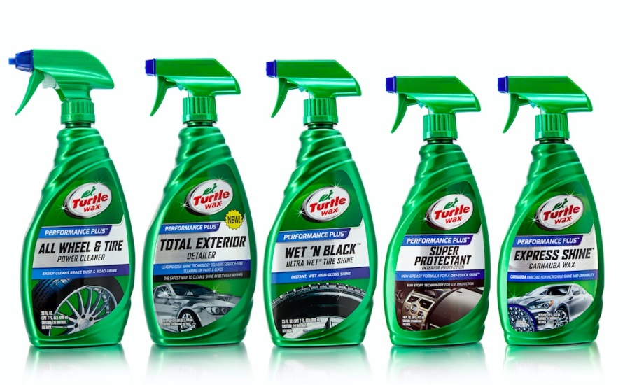 Turtle wax redesign brings consistency