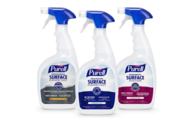 Purell launches new disinfecting sanitizing sprays