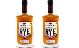 Sagamore Spirits new rye whiskey bottle