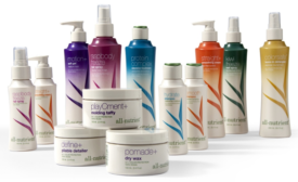 All-Nutrient relaunches, rebrands organic hair care line