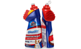 Woolite adds convenience to pet care with new packaging