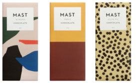 Chocolates get new package design like artwork