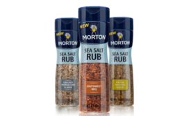 Morton Sea Salt Rubs