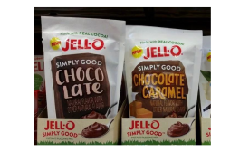 Jell-O brand comes out with new line of pudding mixes, gelatin mixes