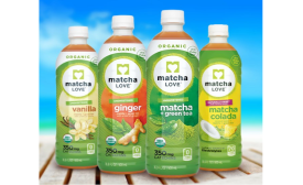 Matcha Love RTD new package design