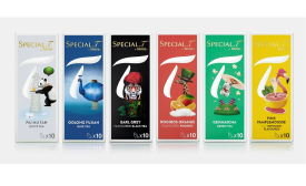 Nestle relaunches Special T tea packaging