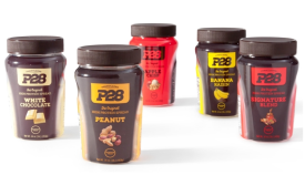 P28 new PET jar for protein peanut butter