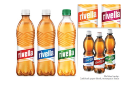 Rivella offers innovative soft drink bottle design