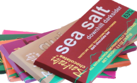 New York State Chocolate rebrands popular candy bar packaging
