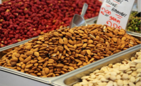 Healthy snacks overtake conventional snacks according to consumer trends