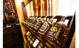 Whiskey to grow in global market