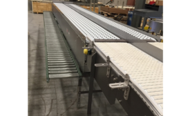 Multi-Conveyor dual lane