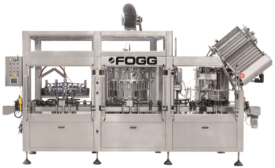 Fogg Filler debuts new carbonated filler