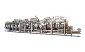 IMA Dairy displays Hassia FFS packaging machinery at Pack Expo